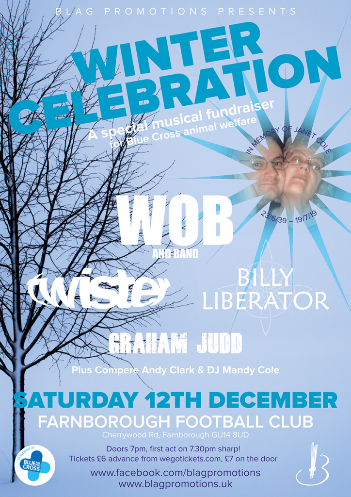 Winter Celebration poster